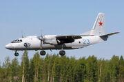 Russian Navy Antonov An-26 Dvurekov-5