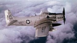 Great Planes Douglas A-1 Skyraider Documentary-0