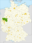 Ruhr Valley Area