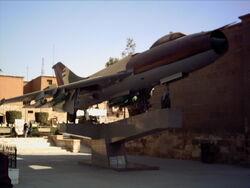 Su-20 Military Museum of Egypt