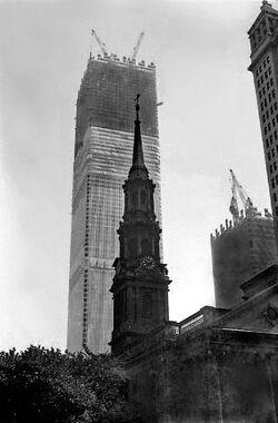 WTC-1971-under-construction