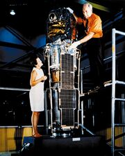 X-Ray Explorer Satellite
