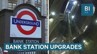 How London is secretly expanding an underground station