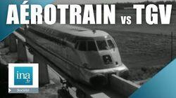 De l'aérotrain au TGV la bataille du rail Archive INA-0