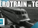 Jet trains and aerowagons