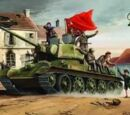 Red Army racism and shortages!