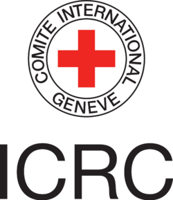 Flag of the ICRC