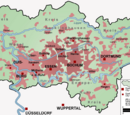 Historic German river pollution