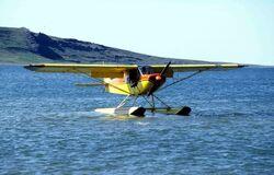 Piper Super Cub 1 1998-07-07