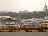 Tatra Trams T3 trams and variant models