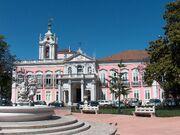 Palácio das Necessidades 1997
