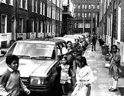 Parfett Street, Whitechapel E1