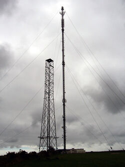 Haverfordwest VHF-Transmitter - geograph.org.uk - 310155