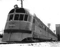 Flying Yankee 1935