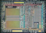 Intel 87C51FC die