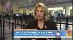 Flight attendants want 'air rage' fines boosted
