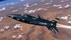 World's Fastest Plane ever North American X 15