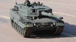 DEADLY PREDATOR Norwegian Army Lepard 2 Main Battle Tank-0