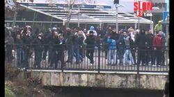 Protesti ispred Vlade TK 5