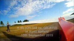 K8B at Kymi Airfield