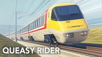This Train Made Passengers Sick The APT Tilting Train Story