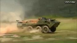 RUSSIAN Military Showing off its Armored Vehichles - Tanks and Trucks