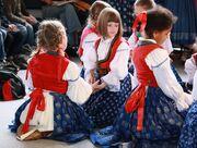 Svět knihy 2010 - Dětský folklórní soubor 1