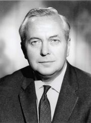 Harold Wilson Number 10 official