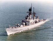 USS Leahy DLG-16