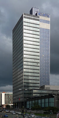 CIS Tower Manchester