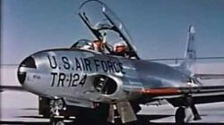 T-33A Review of Project Activity in 1955