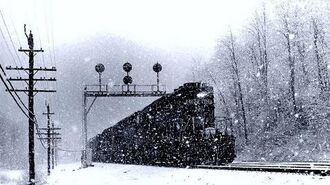 LIVE Train 24 24 Train Driver's View Cab Ride World Railway in WINTER! Best Great