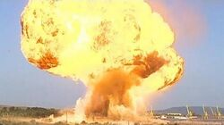 Huge gas explosion in Bulgaria injures 11 - no comment