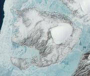 PioneerIsland Terra MODIS