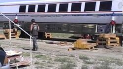 Moving The Rohr Aerotrain TACV - 2009 Full Documentary