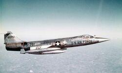 Lockheed F-104A-10-LO 060928-F-1234S-011