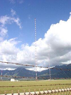 Lualualei VLF transmitter | 1945-1991: Cold War world Wiki