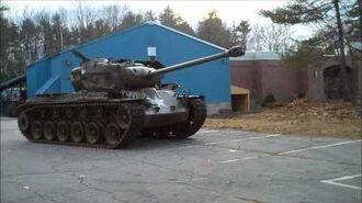 Pershing Tank