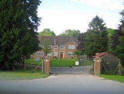 Former RAF Headquarters near Chilmark - geograph.org.uk - 906119