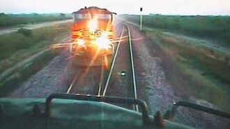 Kismet Train Collision 13 years later