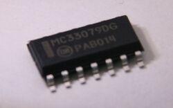 ON MC33079 SOIC