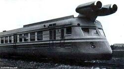 🚅 Soviet Jet Train - ER22 SVL 🚅