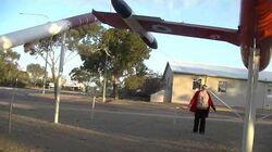 WOOMERA AIR FORCE BASE AUSTRALIA