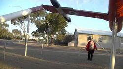 WOOMERA AIR FORCE BASE AUSTRALIA