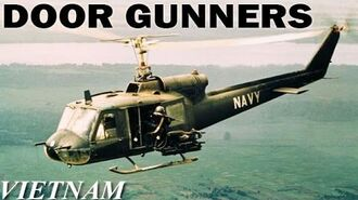 Helicopter Door Gunners in Vietnam - The Shotgun Riders US Army Documentary ca. 1967
