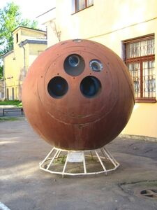 Zenit space vehicle