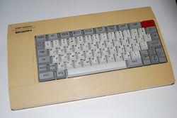 БК0010М белый корпус