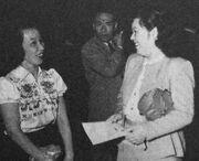 Tanaka Sonoko and Sasada Kazuko