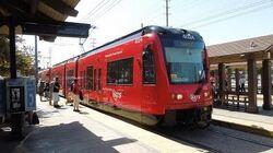 MTS San Diego Trolley サンディエゴ・トロリー