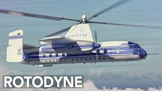 Why The Vertical Takeoff Airliner Failed The Rotodyne Story